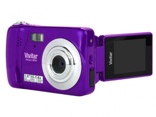 Vivitar ViviCam X018 - Grape (VX018-GRP)