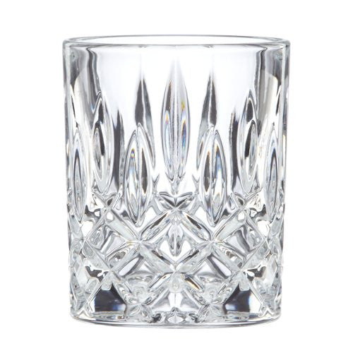 Gorham Lady Anne Signature Crystal Double Old Fashion Glass