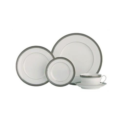 "Thomas O'Brien for Reed & Barton Elissa Series Elissa Dinnerware Collection-Elissa 10.75"" Dinner Plate"