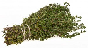Thyme for Nail Fungus
