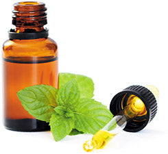 peppermint and menthol for nail fungus