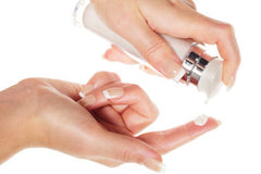 keeping your skin moist may have benefits for your nails