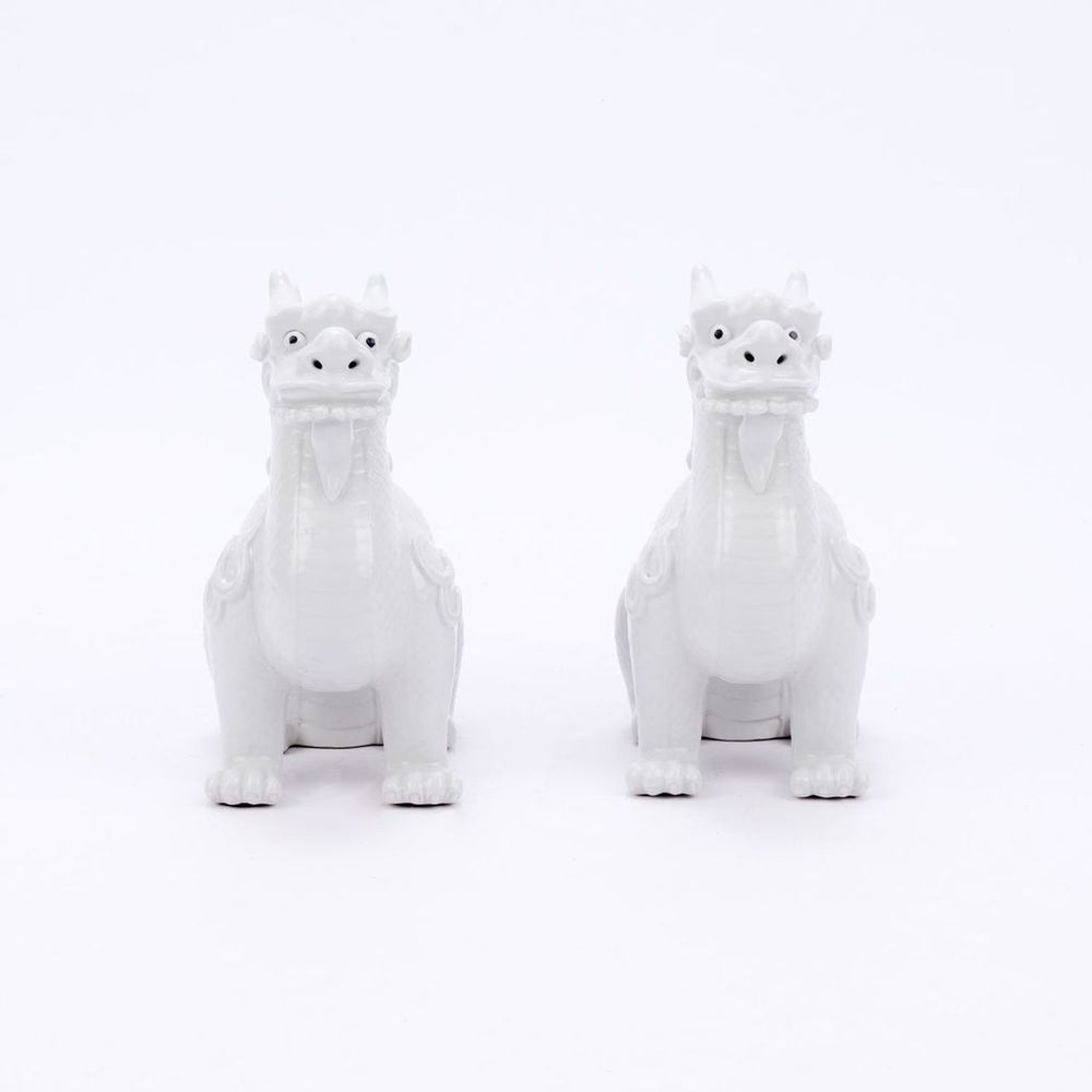 White Kylin PAIR 10h