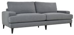 Dark Gray Sofa 90W x 39D x 35.5H