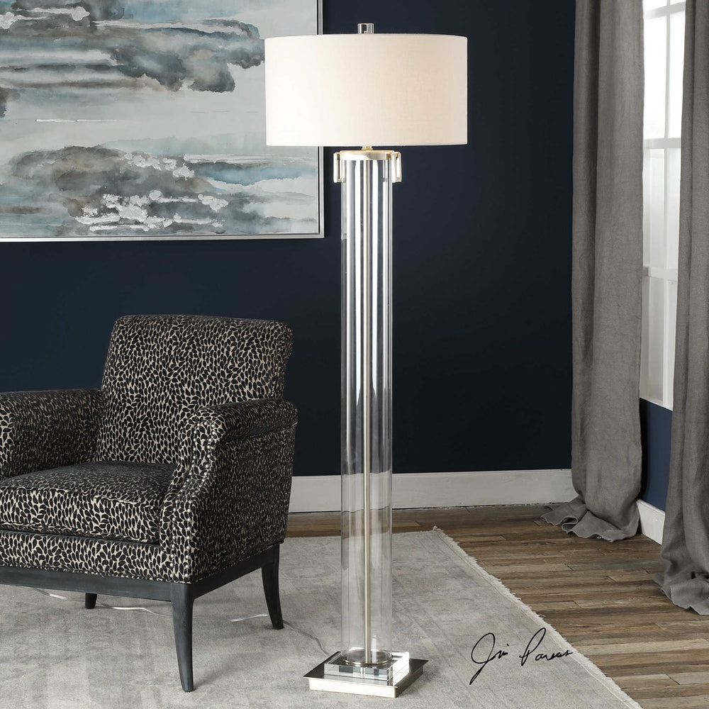 Monette Floor Lamp 20x66h