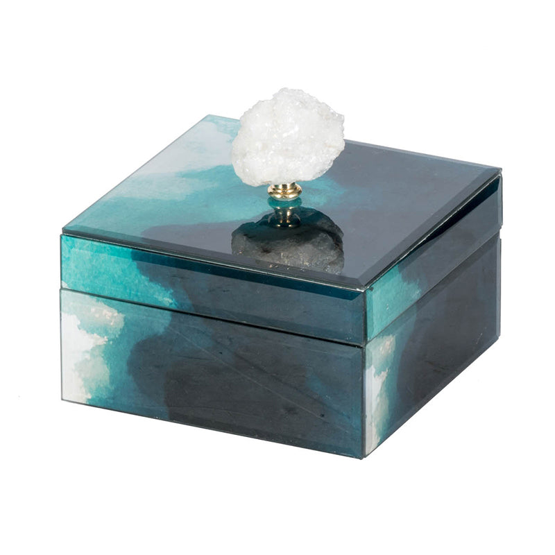 Marbled Box w/ Geode SM