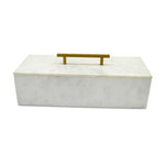 Marble Box W/ Handle LG