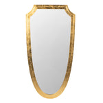 Gold Shield Mirror 24x46h