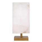 Alabaster Accent Lamp 7x16
