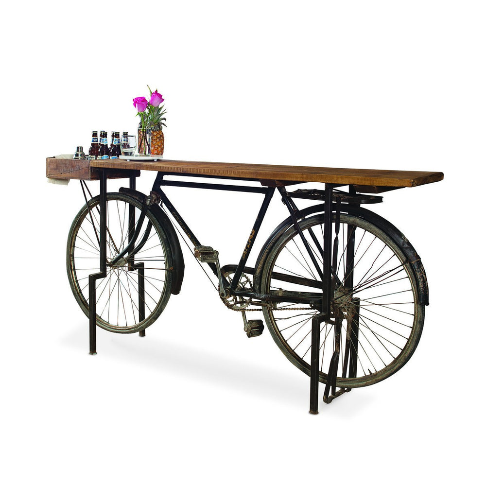 Reclaimed Cycle Console 72W x 14D x 36H