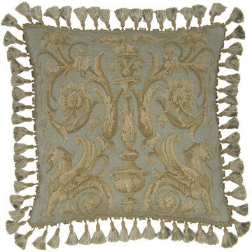 Aubusson Pillow DL89 22x22