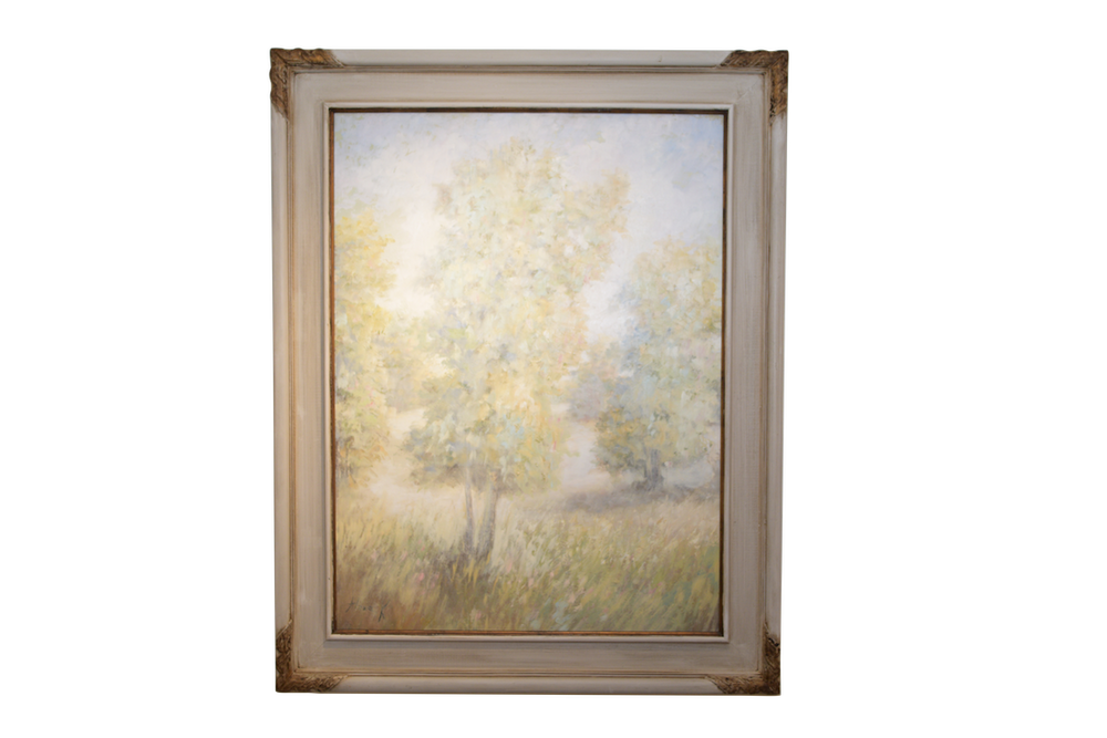 Soft Trees Oil 46.5x58.5
