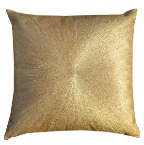 Gold Embroidery Pillow 20X20