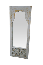 Reclaimed Lattice Mirror 21x51