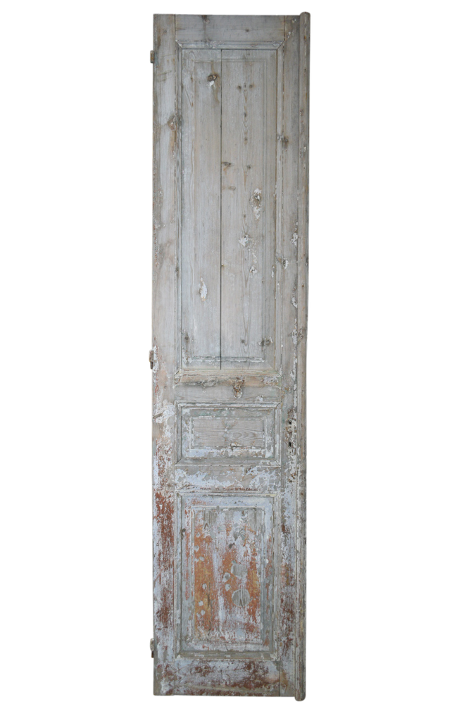 Old French Single Doors