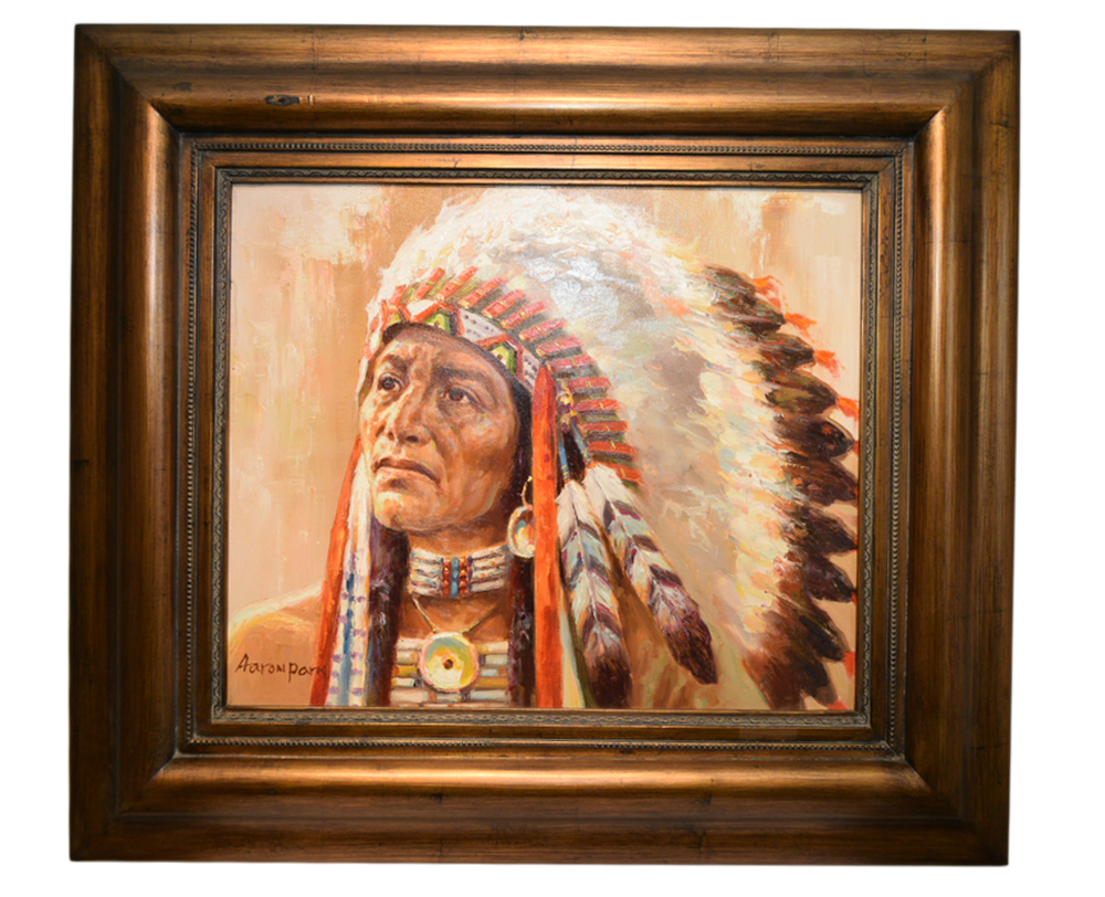 Original Oil Chief A 31x35