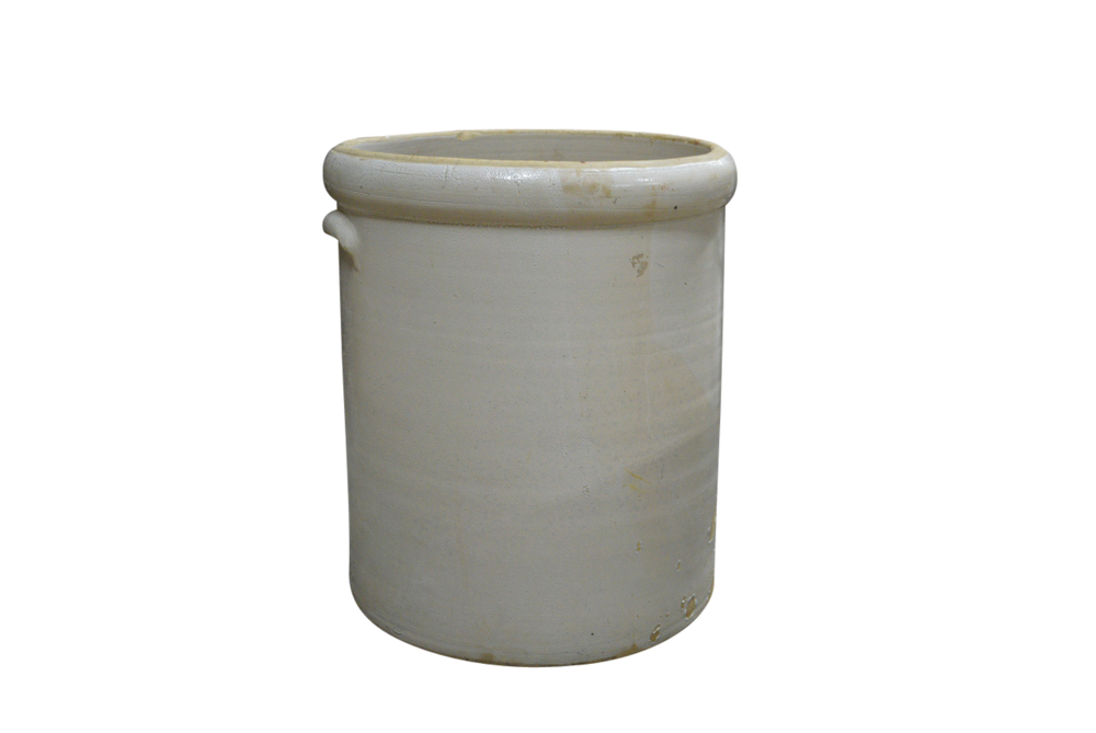 Tall French Crock 15x16.5h