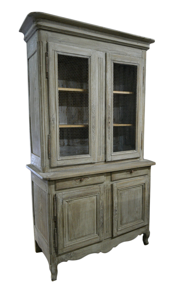 4 Door Painted Cabinet 51x25x92h