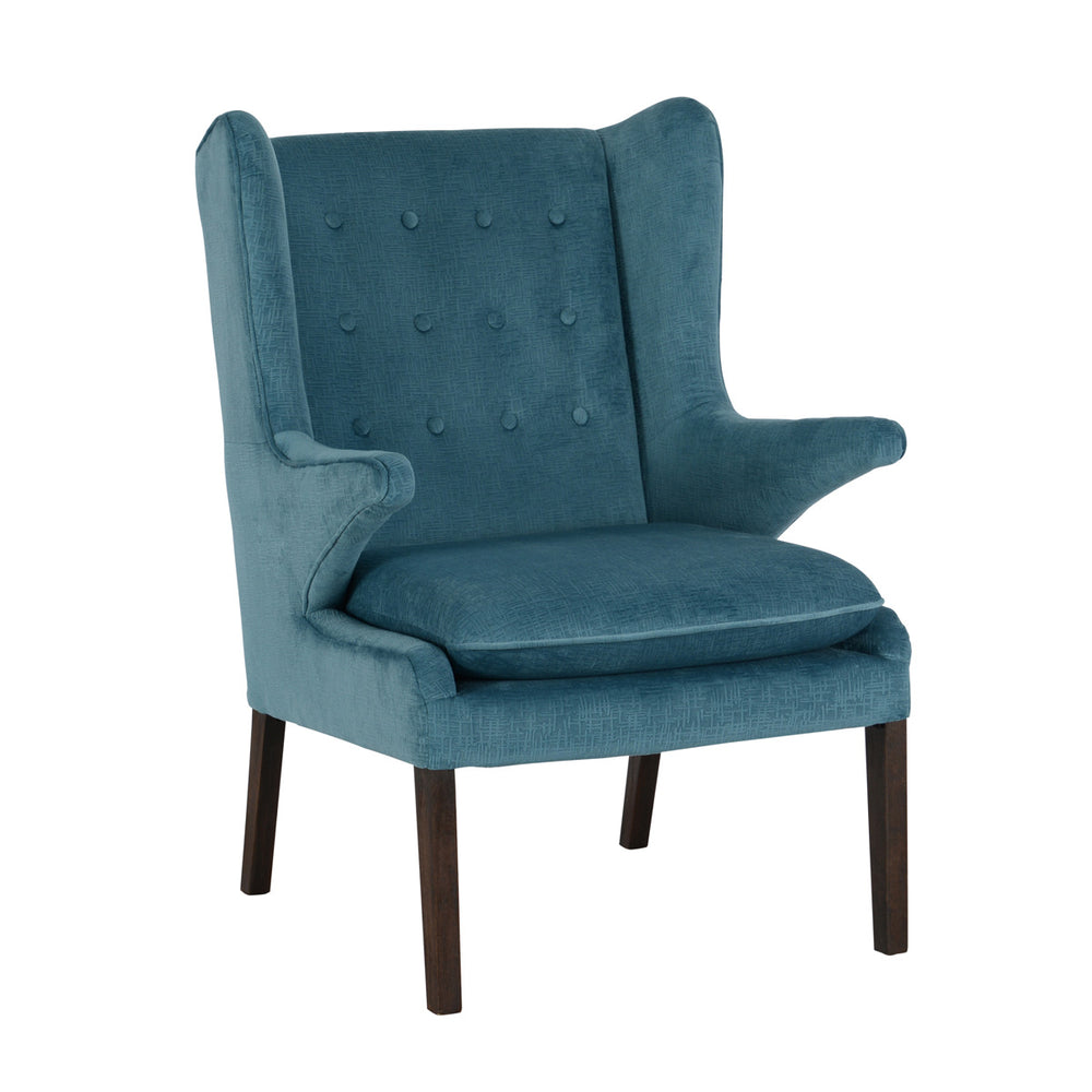 Accent Chair Teal 27w33d39h