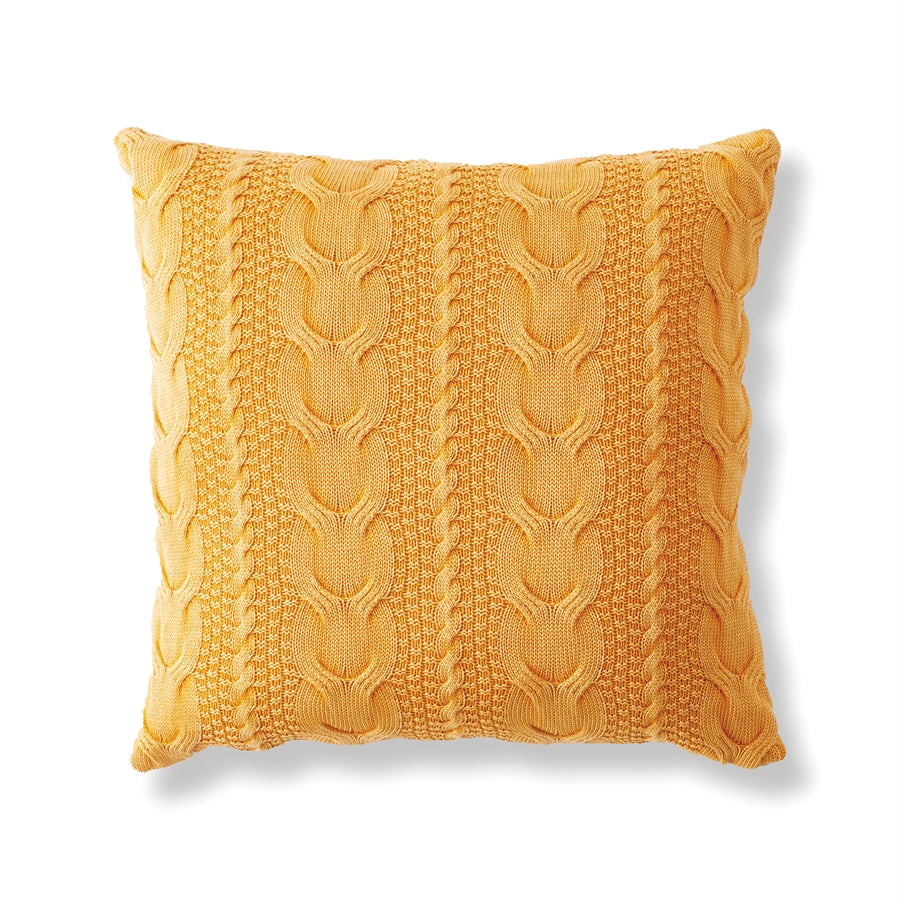 "Hollyn Euro Pillow 26"" Ochre"