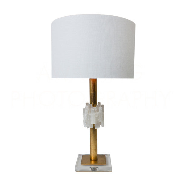 "Orbit Table Lamp 30.5""h"