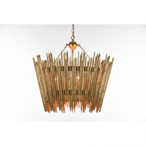 Crown & Glory Chandelier 28 x 28