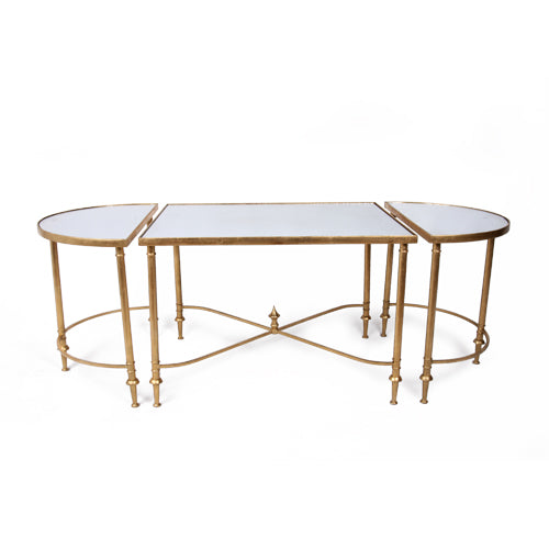 Palais Cocktail Table 48x20x18h
