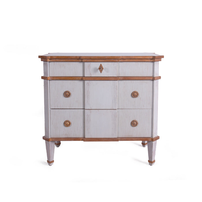Hendric Bedside Chest 34x20x30.25h