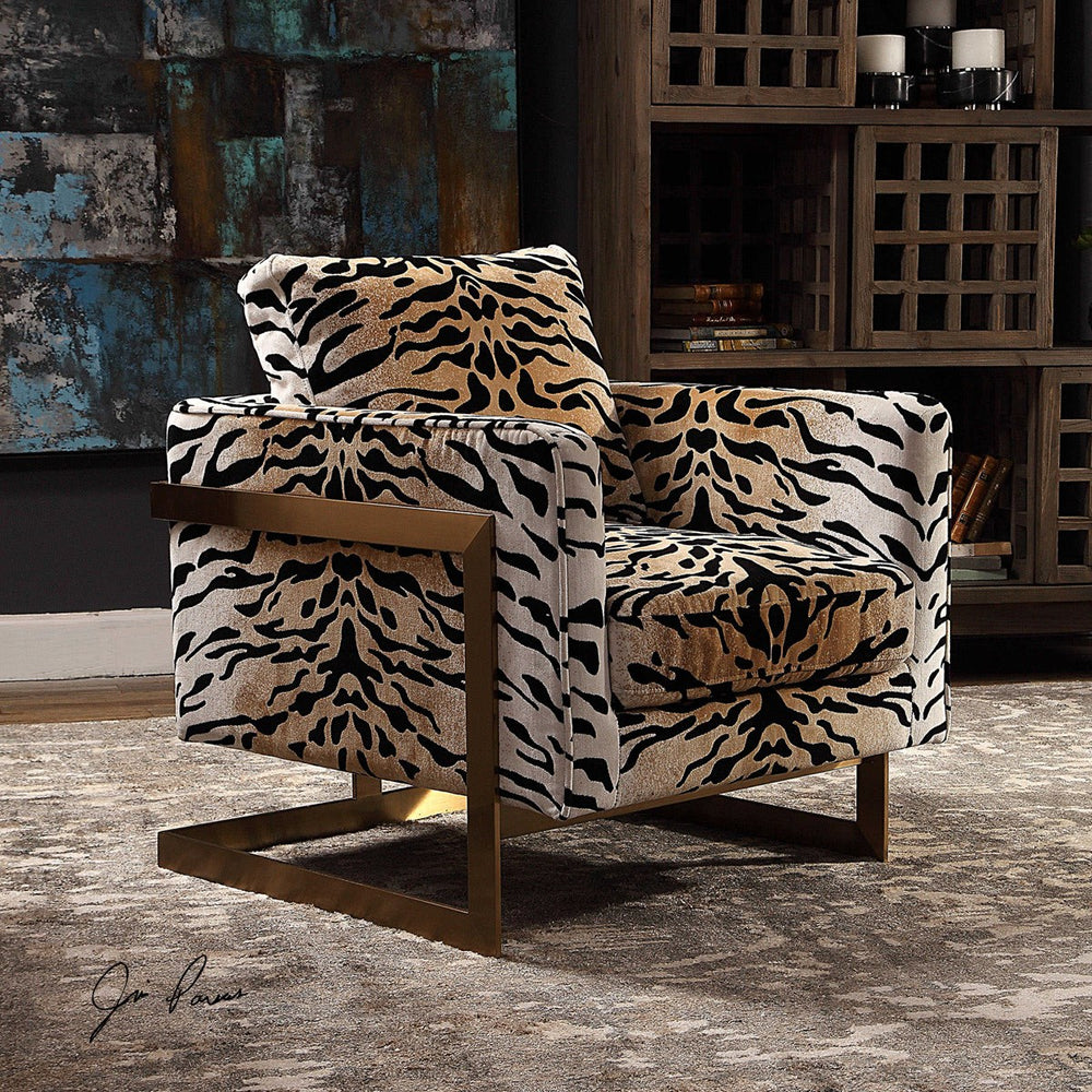 Hollyn Accent Chair 29x32x34h