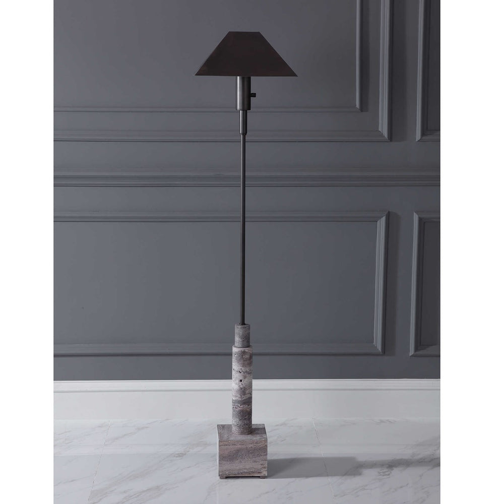Telescope Floor Lamp 59h