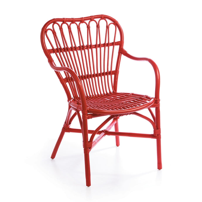 Amer Revival Chair Red 37x20x22.5