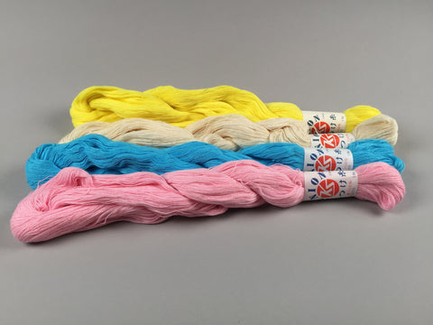 Japanese Cotton Basting Thread