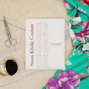 The Cocktail Dress Pattern
