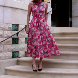 The Circle Skirt Dress Pattern