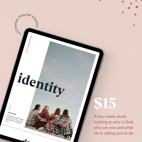'Identity' Study (PDF DOWNLOAD)