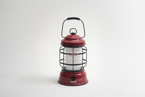 Barebones Forest Lantern red