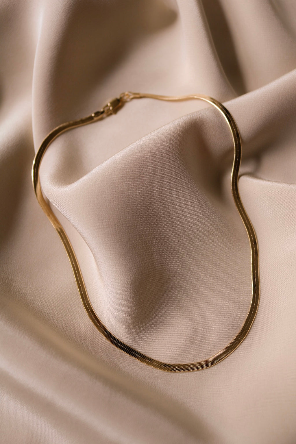 Chica Necklace - Gold Filled