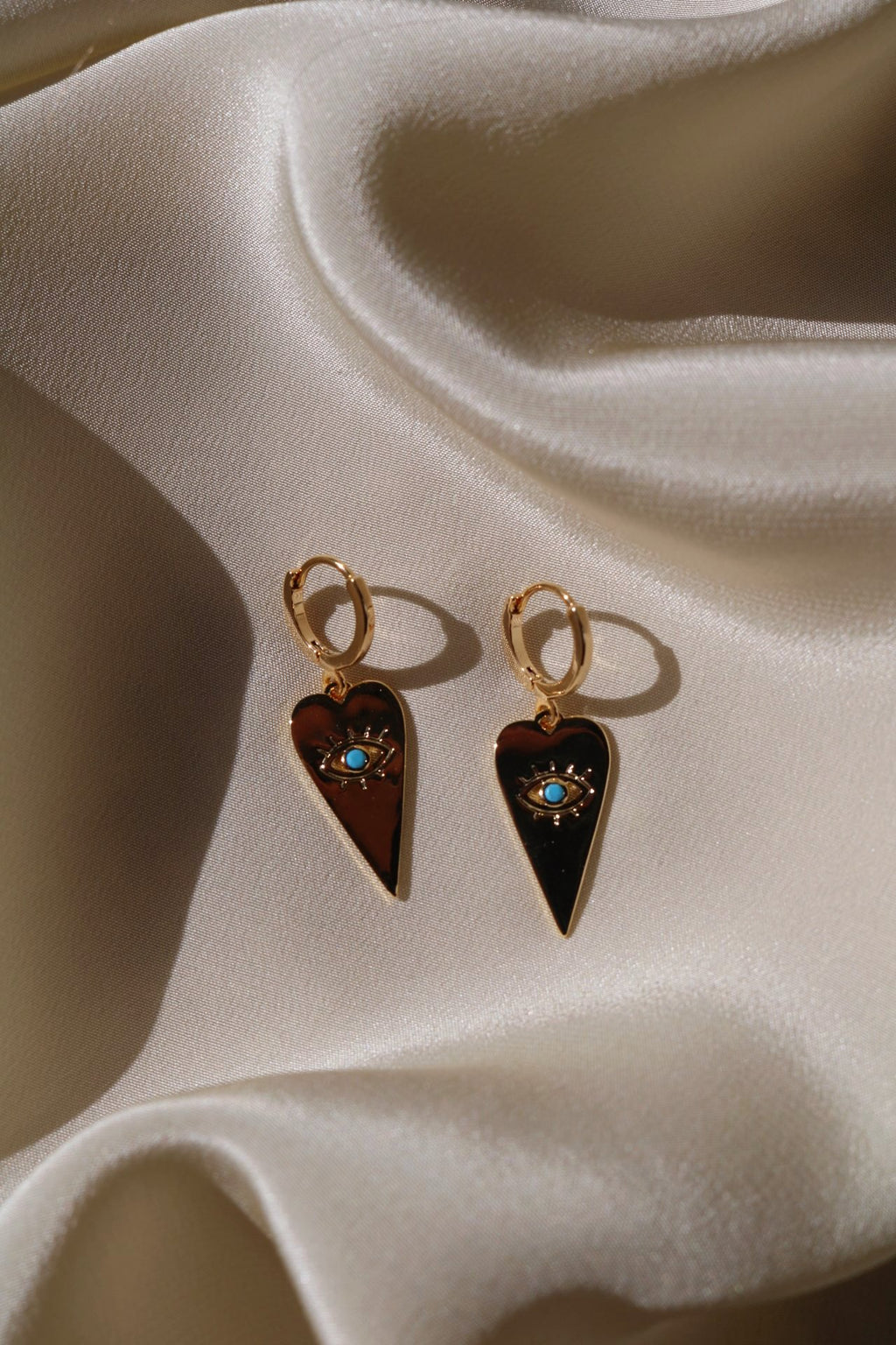Turquoise Good Fortune Earrings