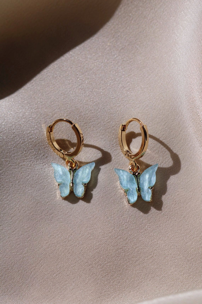 Sky Butterfly Earrings