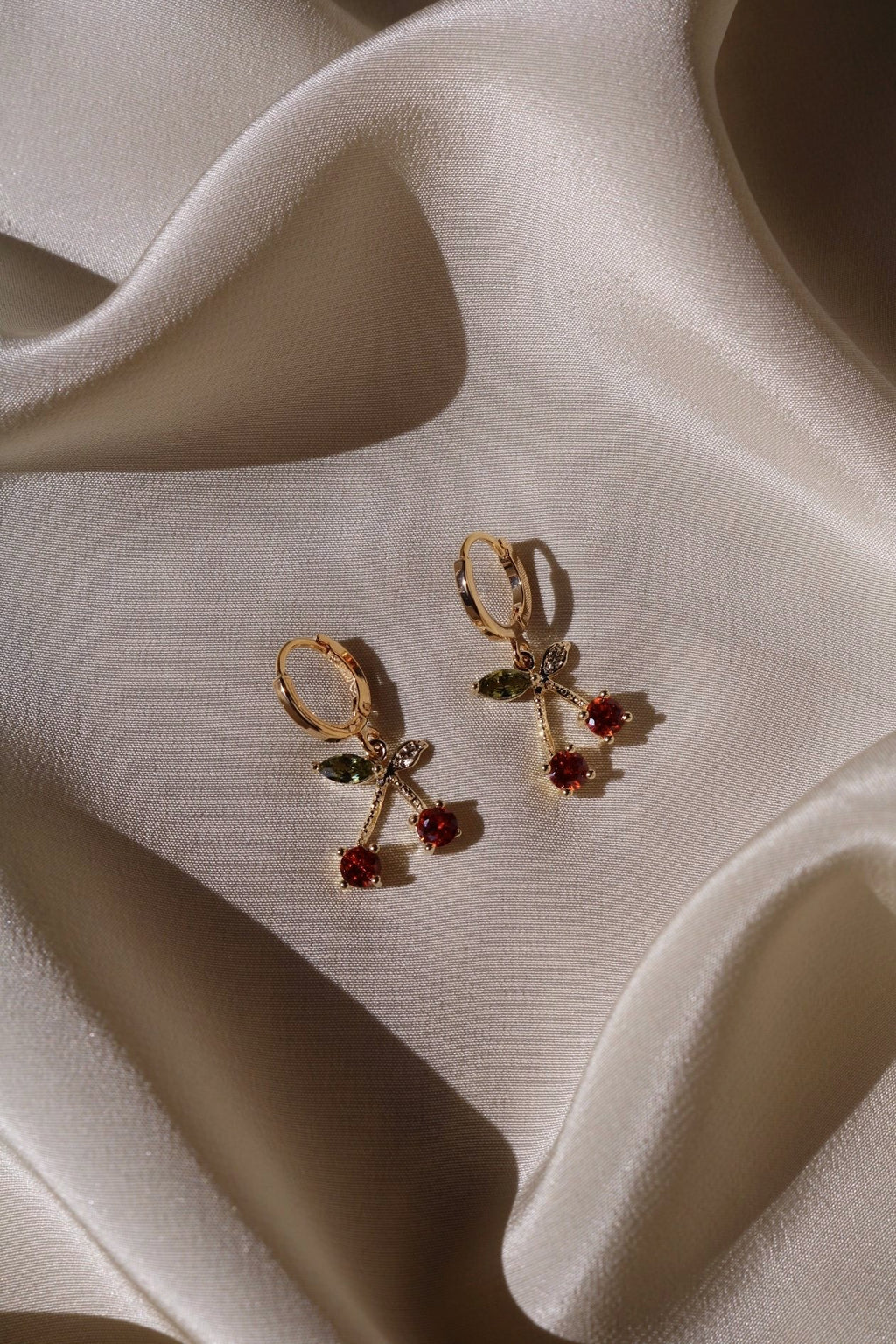 Cherry Kiss Earrings