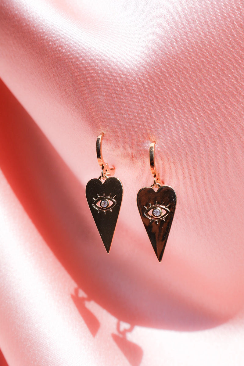 Good Fortune Drop Earrings