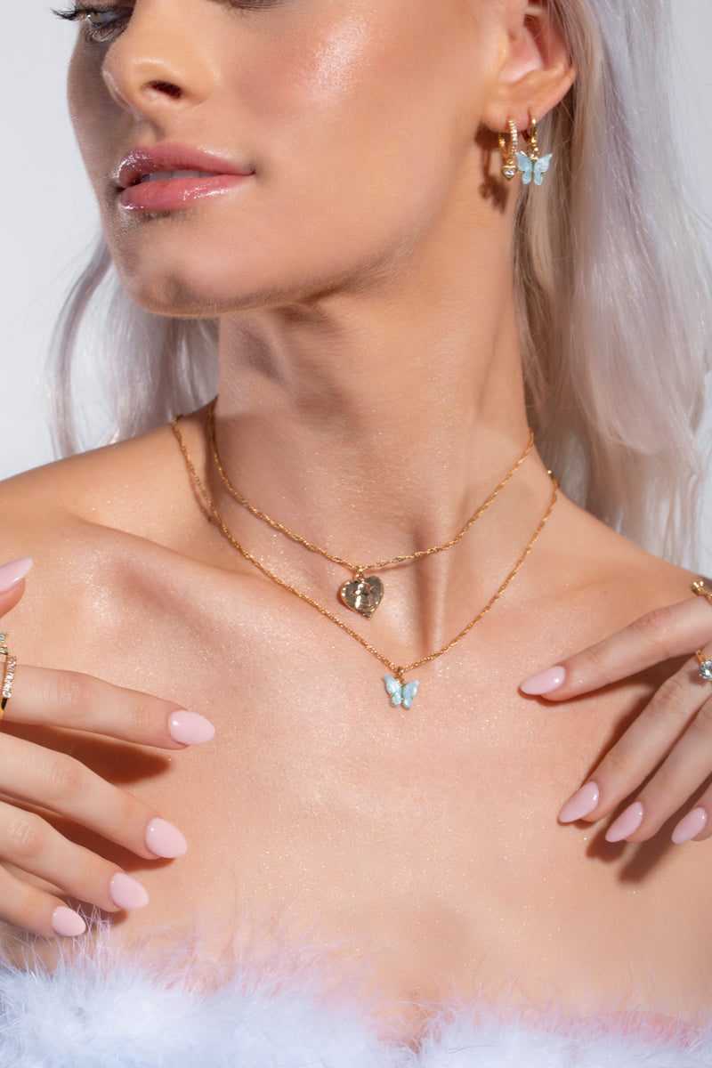 Not Your Angel Choker-Chvker Jewelry