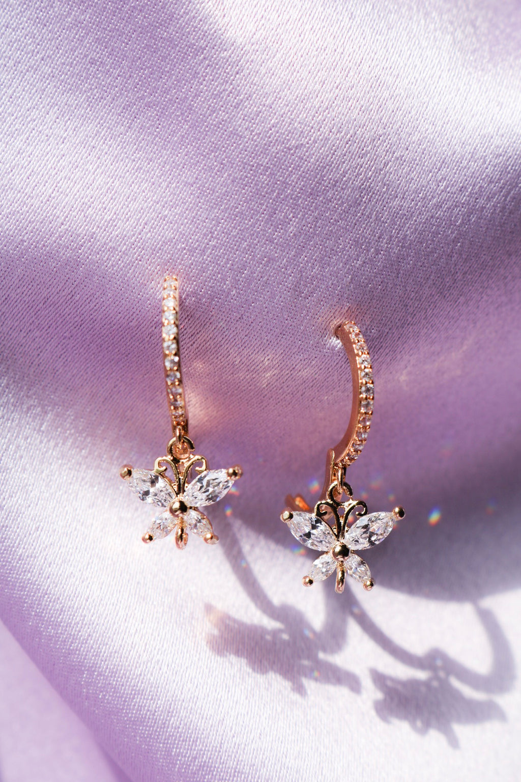 Butterfly Garden Earrings