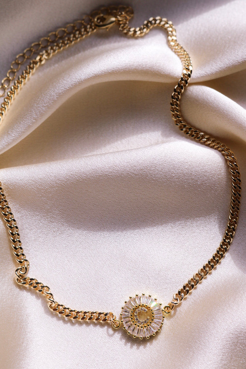 Infinity Necklace - Gold Filled