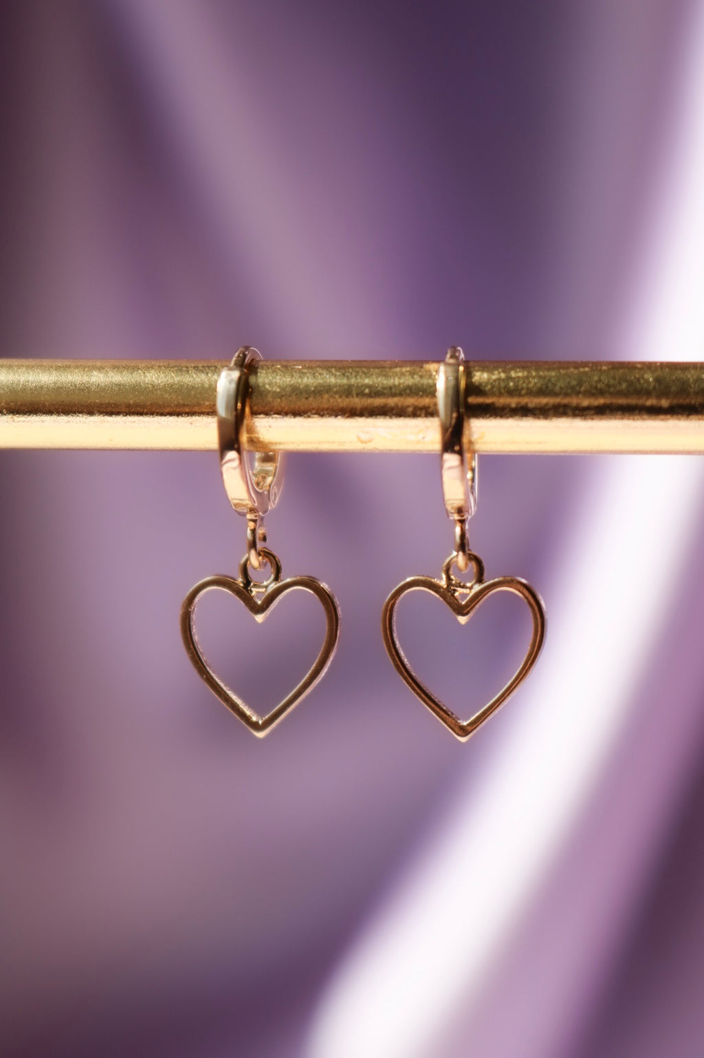 Be My Lover Heart Earrings