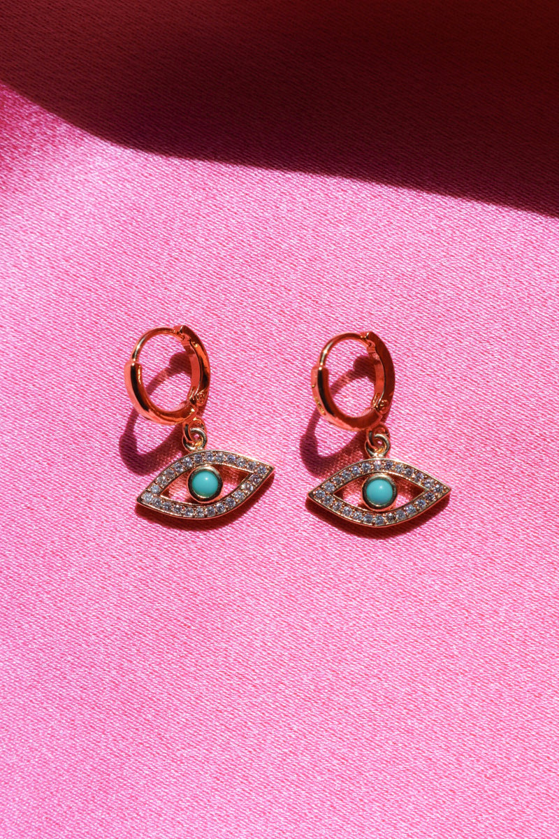 Haven Eye Earrings