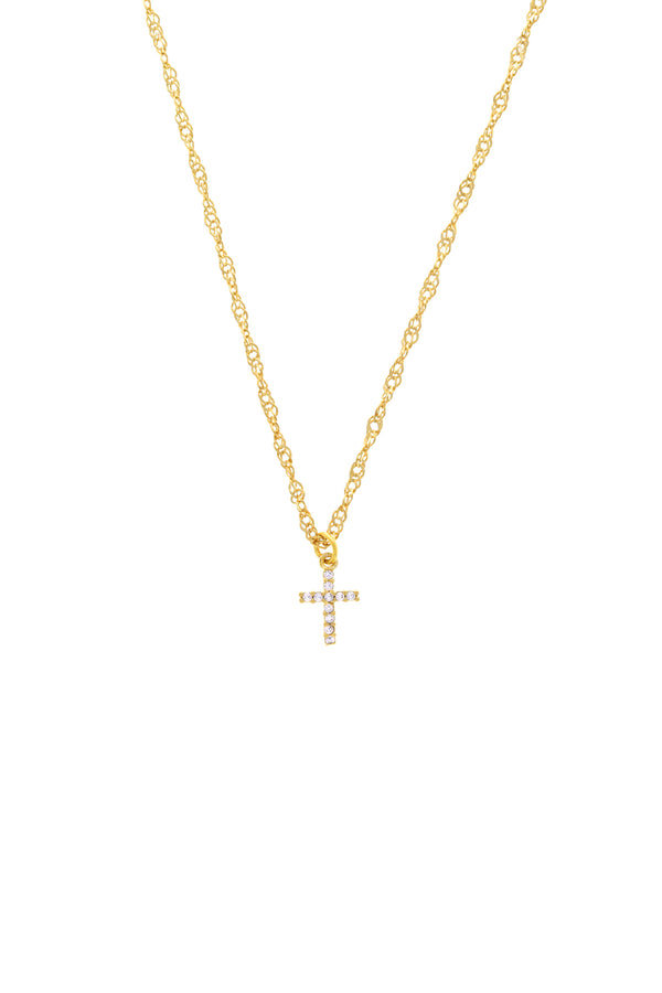 Dream Girl Cross Necklace