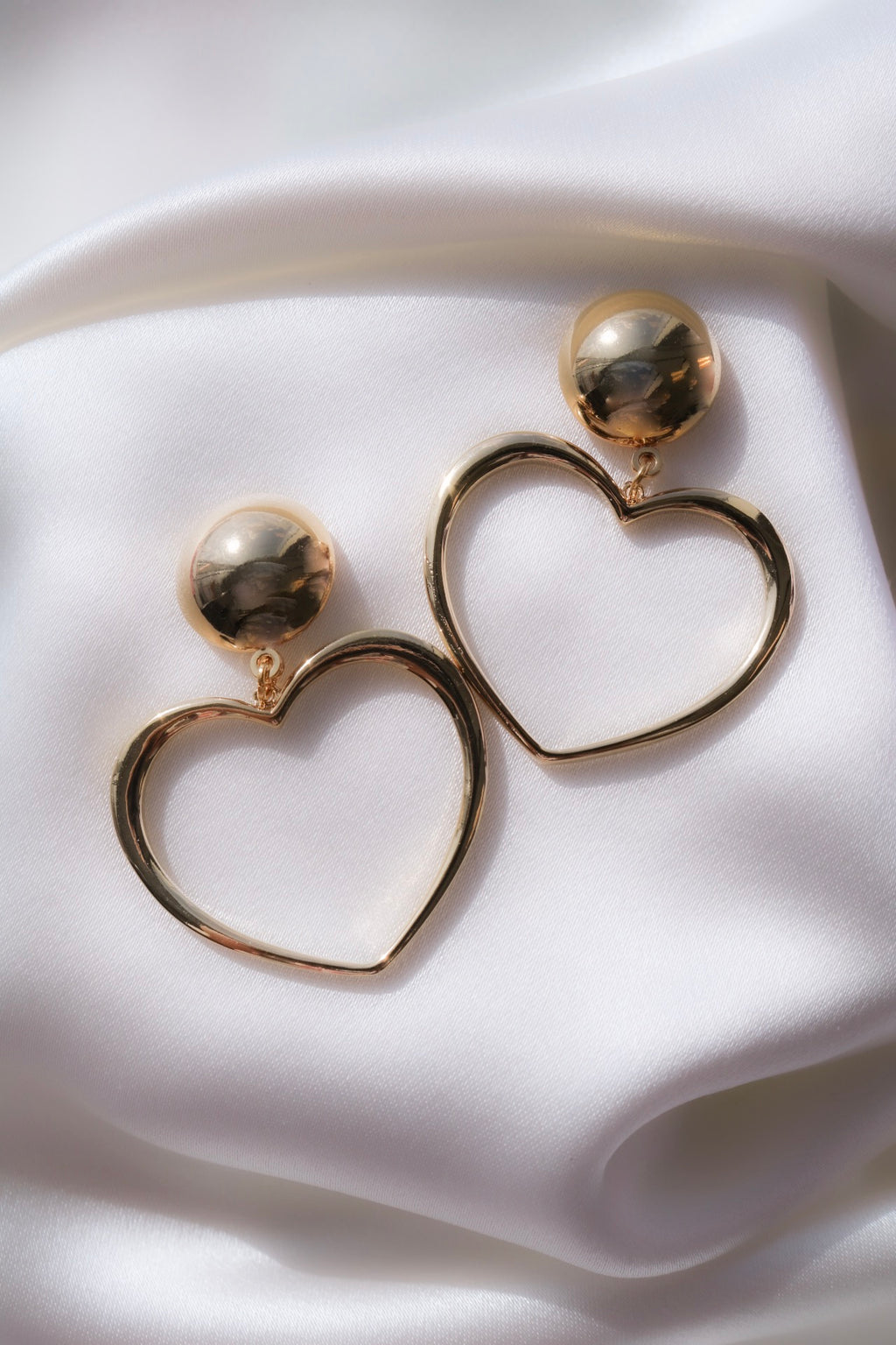 Empress Heart Earrings