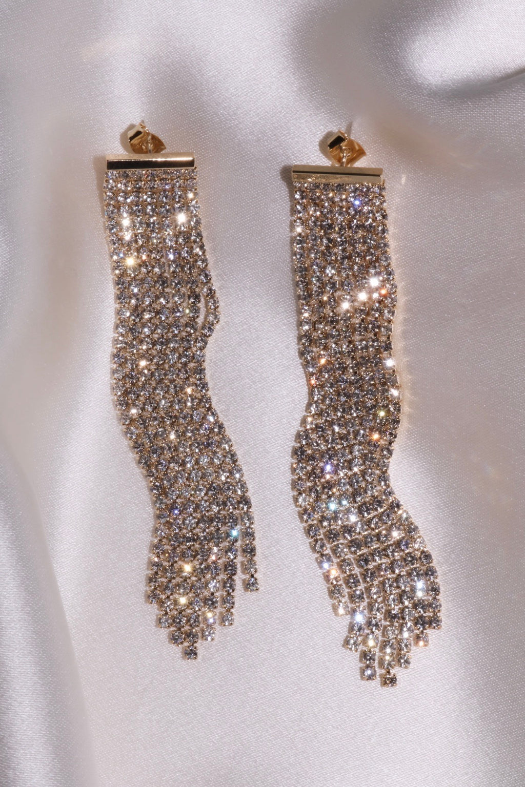 Angelic Touch Duster Earrings
