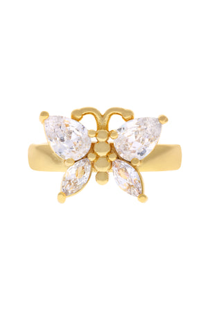 Sweet Dreams Butterfly Ring